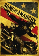 """""""Sons of Anarchy"""" - DVD movie cover (xs thumbnail)"""