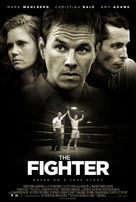 The Fighter - Swedish Movie Poster (xs thumbnail)