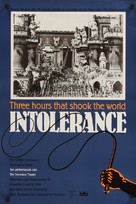 Intolerance: Love's Struggle Through the Ages - British Movie Poster (xs thumbnail)