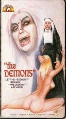 Les démons - VHS cover (xs thumbnail)