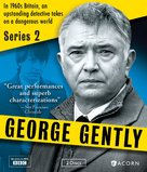 """""""Inspector George Gently"""" - Blu-Ray movie cover (xs thumbnail)"""