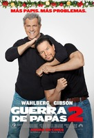 Daddy's Home 2 - Colombian Movie Poster (xs thumbnail)