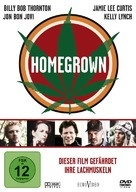 Homegrown - German Movie Cover (xs thumbnail)