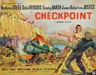 Checkpoint - British Movie Poster (xs thumbnail)
