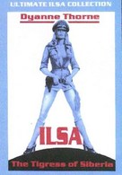 Ilsa the Tigress of Siberia - DVD cover (xs thumbnail)