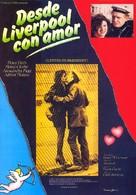Letter to Brezhnev - Spanish Movie Poster (xs thumbnail)