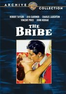 The Bribe - DVD cover (xs thumbnail)