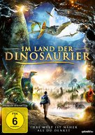 Dinosaur Island - German DVD cover (xs thumbnail)