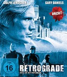 Retrograde - German Blu-Ray cover (xs thumbnail)
