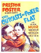 The Outcasts of Poker Flat - Movie Poster (xs thumbnail)