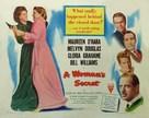 A Woman's Secret - Movie Poster (xs thumbnail)