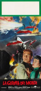 The War of the Worlds - Italian Movie Poster (xs thumbnail)