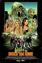 Return to Nuke 'Em High Volume 1 - Movie Poster (xs thumbnail)