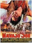 Navajo Joe - Belgian Movie Poster (xs thumbnail)
