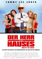 Man Of The House - German poster (xs thumbnail)