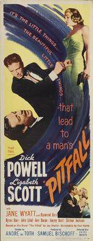 Pitfall - Movie Poster (xs thumbnail)
