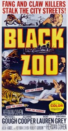 Black Zoo - Movie Poster (xs thumbnail)