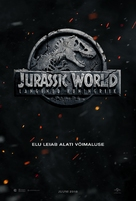Jurassic World: Fallen Kingdom - Estonian Movie Poster (xs thumbnail)