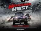 The Hurricane Heist - British Movie Poster (xs thumbnail)
