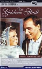 Goldene Stadt, Die - German VHS cover (xs thumbnail)