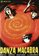Danza macabra - Italian Movie Cover (xs thumbnail)