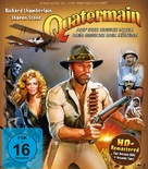 King Solomon's Mines - German Movie Cover (xs thumbnail)