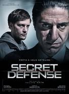 Secret défense - French Movie Poster (xs thumbnail)