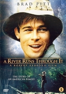 A River Runs Through It - Movie Cover (xs thumbnail)