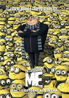 Despicable Me - Italian Movie Poster (xs thumbnail)