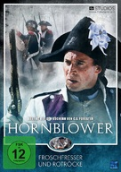Hornblower: The Frogs and the Lobsters - German DVD cover (xs thumbnail)