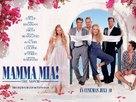 Mamma Mia! - British Movie Poster (xs thumbnail)