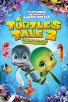Sammy's avonturen 2 - DVD cover (xs thumbnail)