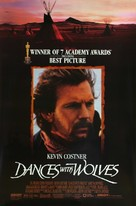 Dances with Wolves - Movie Poster (xs thumbnail)