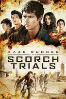 Maze Runner: The Scorch Trials - Movie Cover (xs thumbnail)