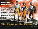 The Pride and the Passion - British Movie Poster (xs thumbnail)