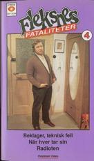 """""""Fleksnes fataliteter"""" - Norwegian VHS movie cover (xs thumbnail)"""