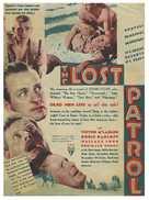 The Lost Patrol - poster (xs thumbnail)