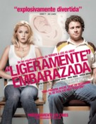 Knocked Up - Mexican Movie Poster (xs thumbnail)