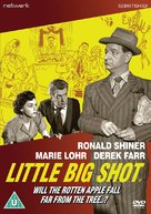 Little Big Shot - British DVD cover (xs thumbnail)