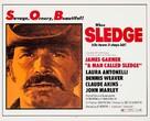 A Man Called Sledge - Movie Poster (xs thumbnail)