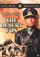 The Desert Fox: The Story of Rommel - DVD cover (xs thumbnail)
