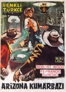 Los pistoleros de Arizona - Turkish Movie Poster (xs thumbnail)
