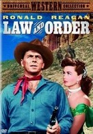 Law and Order - DVD movie cover (xs thumbnail)