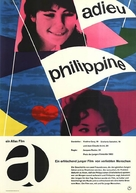 Adieu Philippine - German Movie Poster (xs thumbnail)