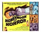 Honeymoon of Horror - Movie Poster (xs thumbnail)