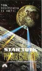 Star Trek: First Contact - Spanish Movie Cover (xs thumbnail)