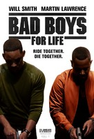 Bad Boys for Life - Dutch Movie Poster (xs thumbnail)