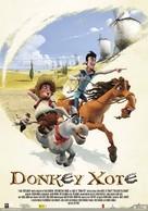 Donkey Xote - poster (xs thumbnail)