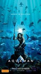 Aquaman - Australian Movie Poster (xs thumbnail)