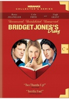 Bridget Jones's Diary - DVD movie cover (xs thumbnail)